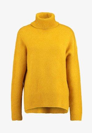 Pullover - golden yellow