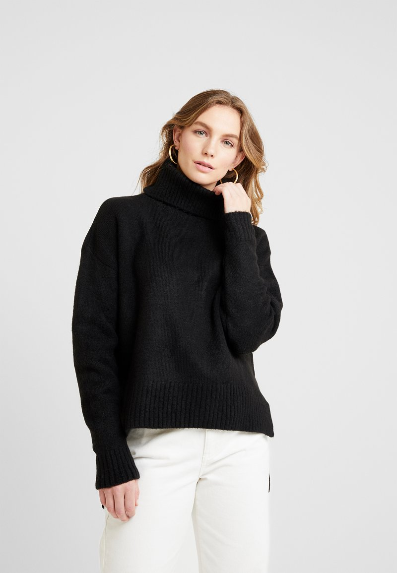 KIOMI - Jumper - black
