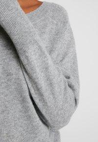 KIOMI - KASCHMIR - Trui - mottled light grey - 5