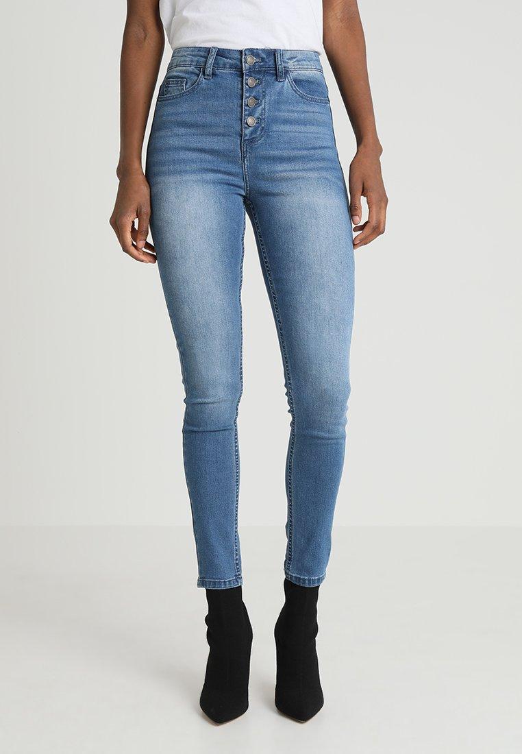KIOMI - Jeans Slim Fit - light blue