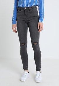 KIOMI - Skinny džíny - grey denim - 0