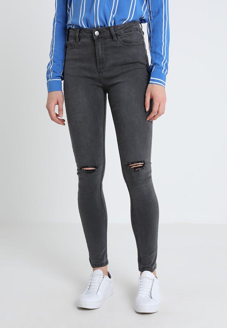 KIOMI - Skinny džíny - grey denim