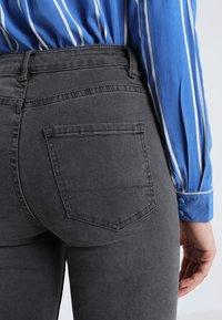 KIOMI - Skinny džíny - grey denim - 5