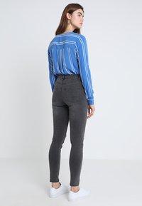 KIOMI - Skinny džíny - grey denim - 2