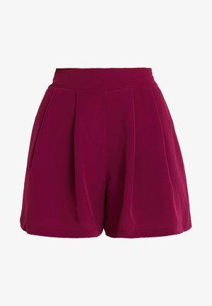 Shorts - red violet