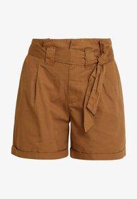 KIOMI - Shorts - khaki - 4