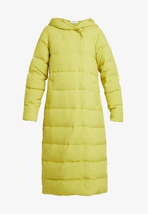 Płaszcz puchowy - green