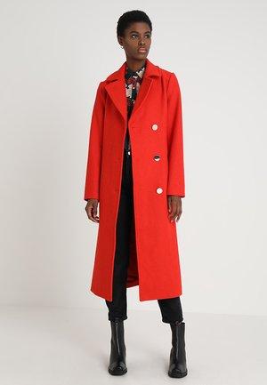 Manteau classique - fiery red