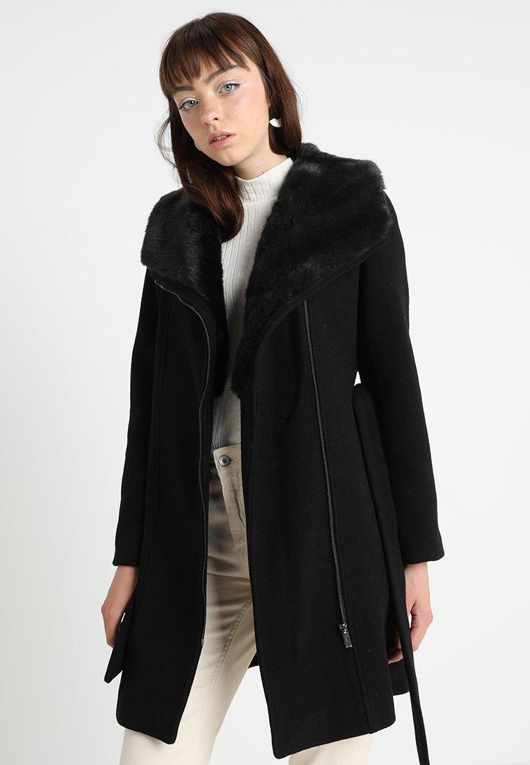 KIOMI - Classic coat - black