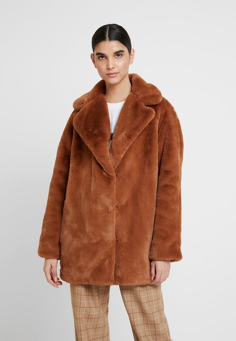 KIOMI - Winter coat - cognac