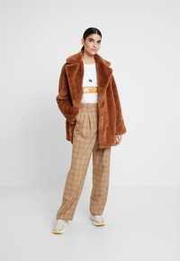 KIOMI - Winter coat - cognac - 1