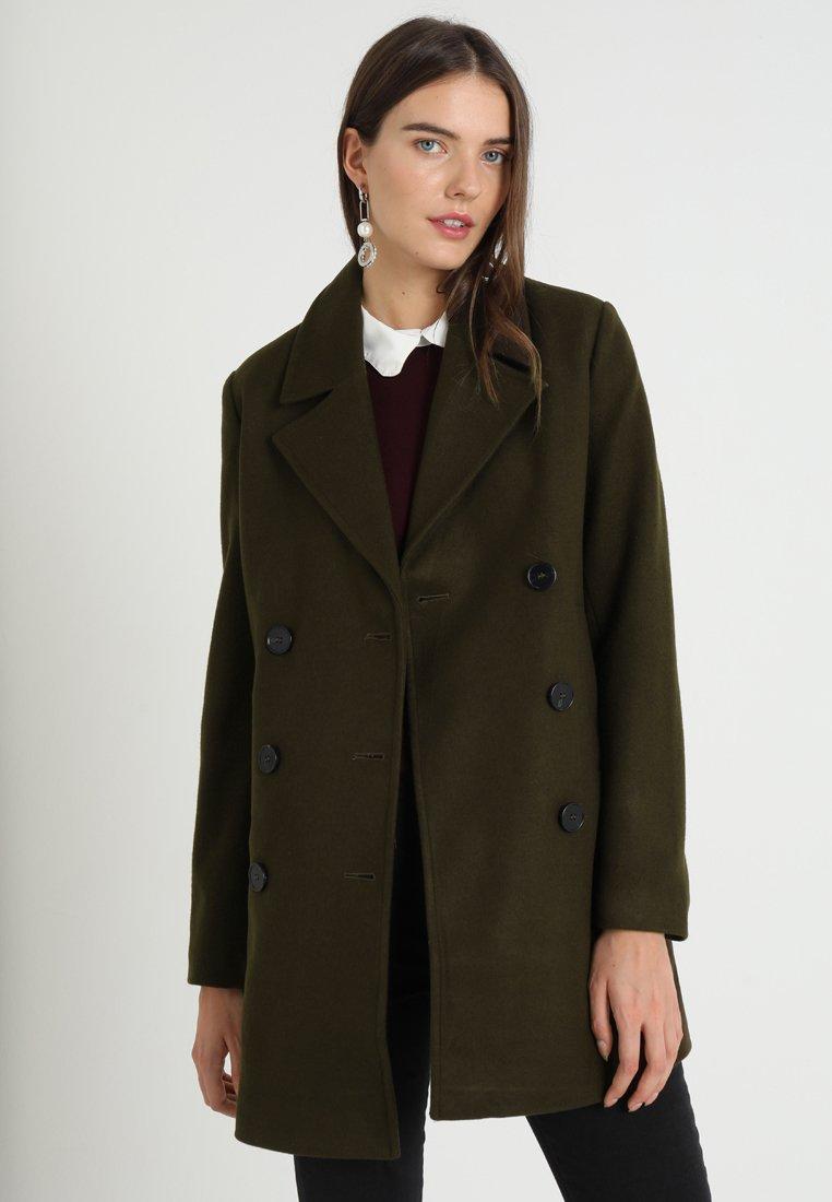 KIOMI - Short coat - oliv