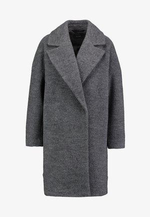 Kåpe / frakk - mid grey melange