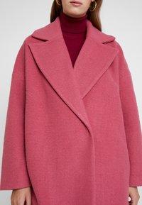 KIOMI - Classic coat - mauvewood - 5