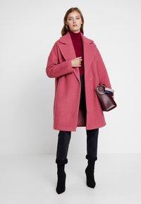 KIOMI - Classic coat - mauvewood - 1