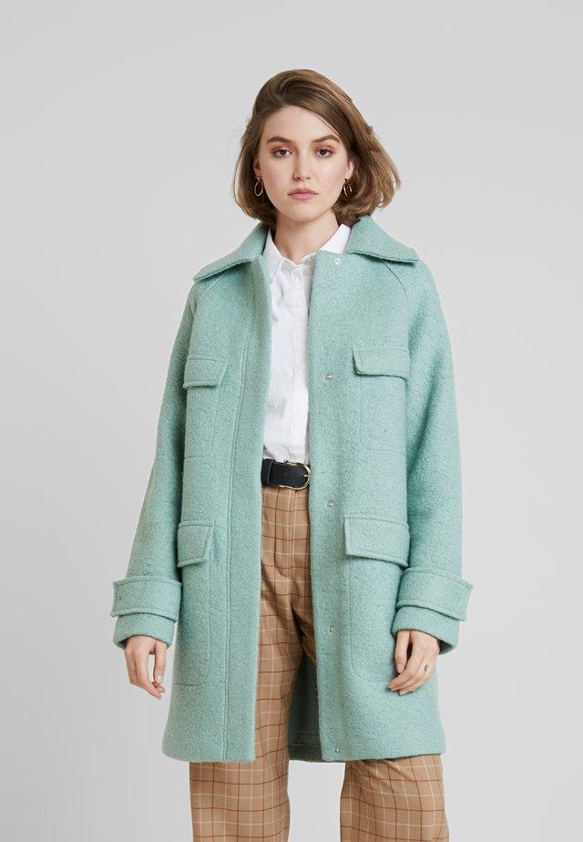 Cappotto classico - mint