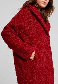 KIOMI - Zimní kabát - dark red - 5