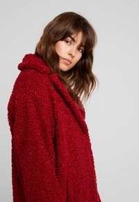 KIOMI - Zimní kabát - dark red - 3