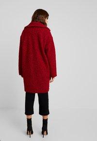 KIOMI - Zimní kabát - dark red - 2