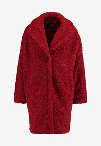 KIOMI - Zimní kabát - dark red - 4