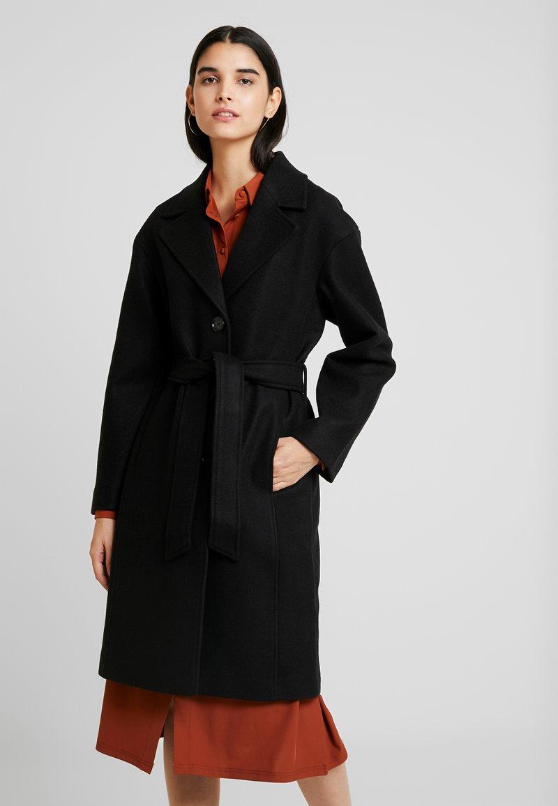 KIOMI - Zimní kabát - black