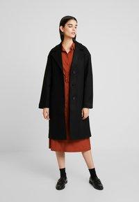 KIOMI - Zimní kabát - black - 1