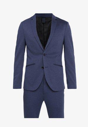 Kostuum - mottled dark blue