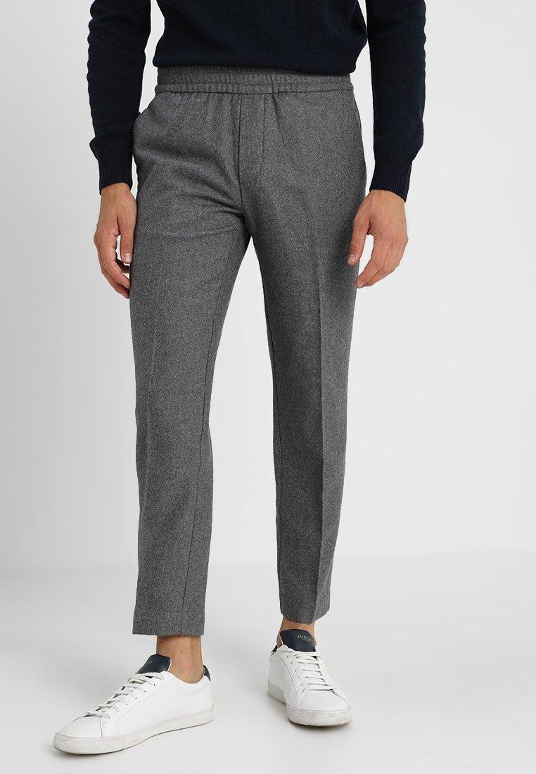 KIOMI - Stoffhose - mottled grey
