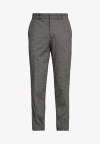 KIOMI - Pantalon de costume - mottled grey - 4