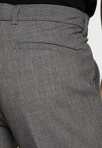 KIOMI - Pantalon de costume - mottled grey - 5