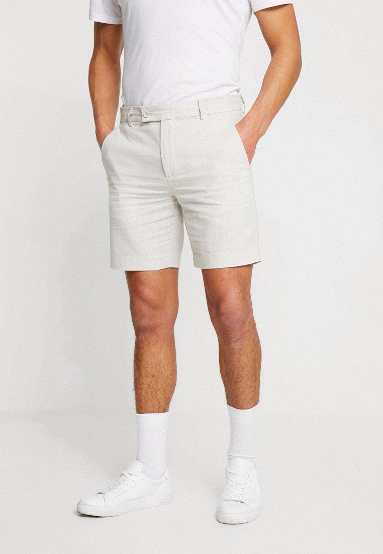KIOMI - Shorts - mottled beige