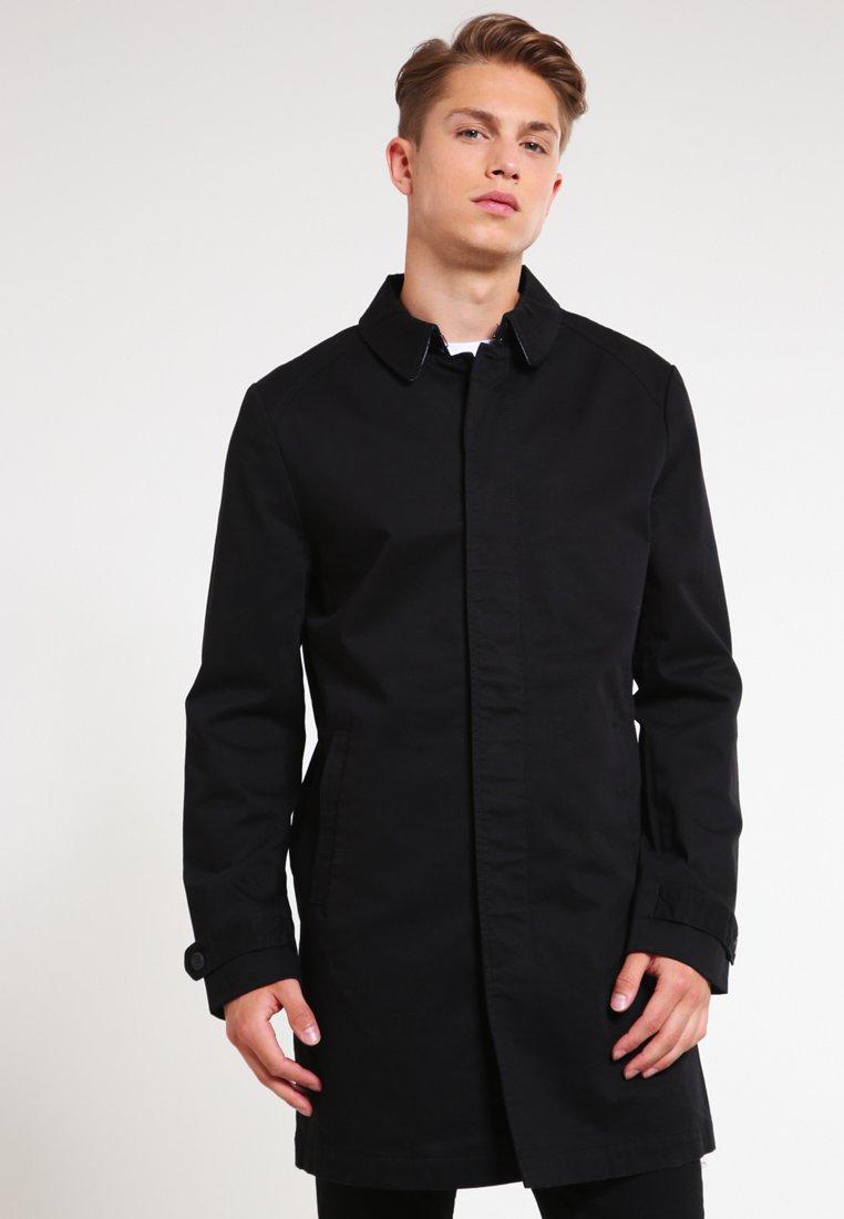 KIOMI - Cappotto corto - black