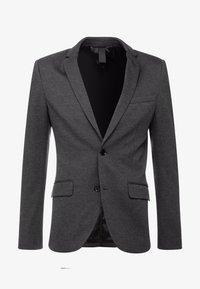 KIOMI - Blazer jacket - mottled grey - 3