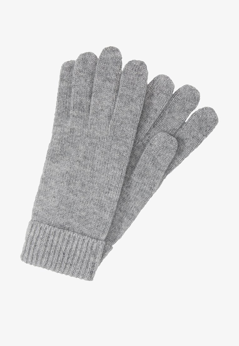 KIOMI - CASHMERE - Gloves - light grey