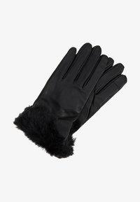 KIOMI - Fingerless gloves - black - 1