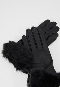 KIOMI - Fingerless gloves - black - 4