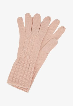 CASHMERE - Rękawiczki pięciopalcowe - pink
