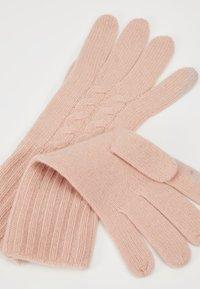 KIOMI - CASHMERE - Rukavice - pink - 3