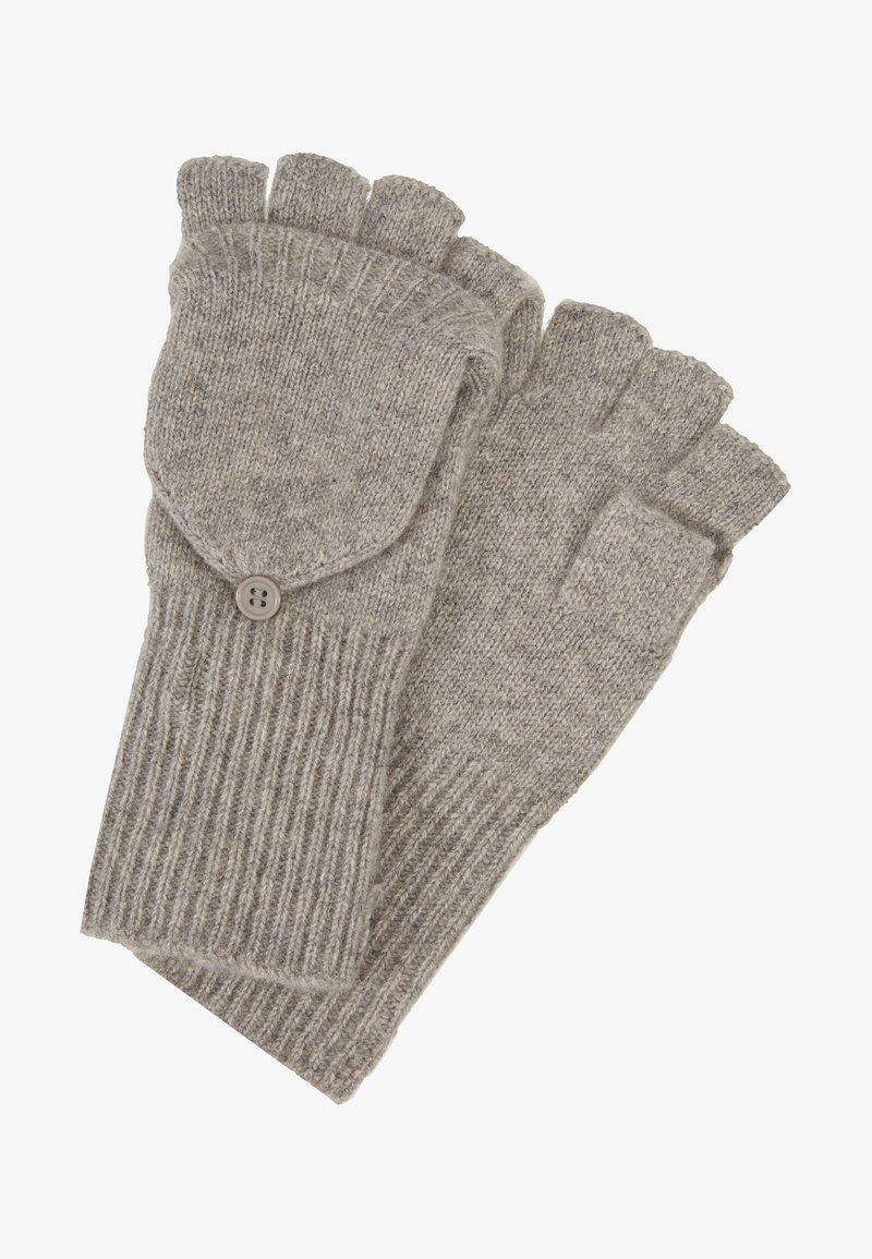 KIOMI - CASHMERE - Rękawiczki z jednym palcem - light grey