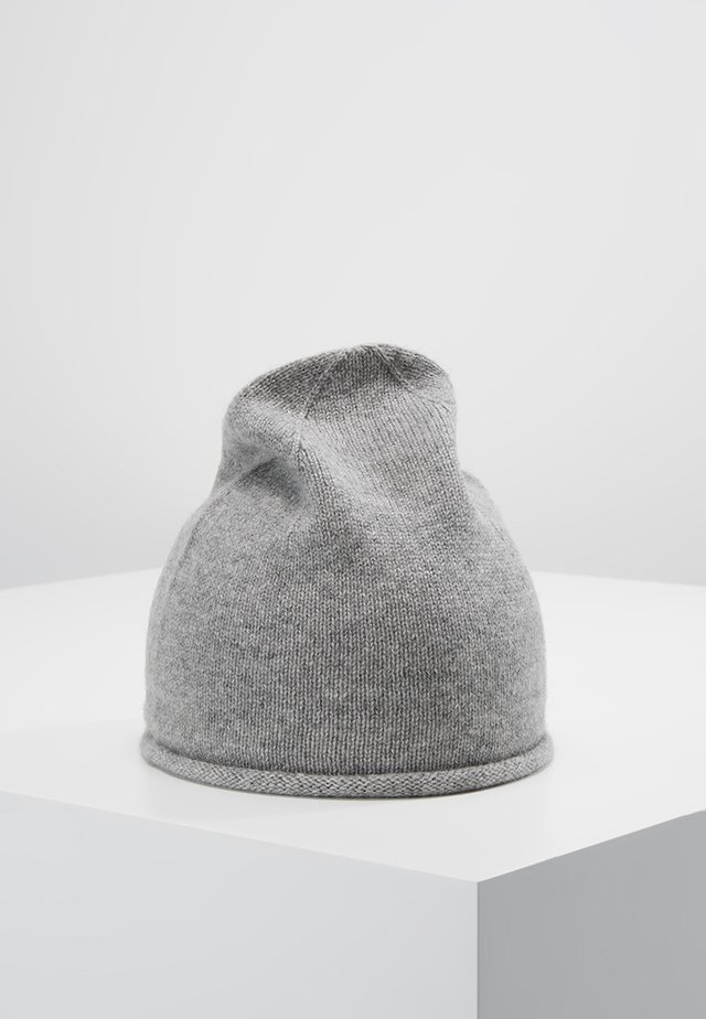 CASHMERE - Beanie - light grey