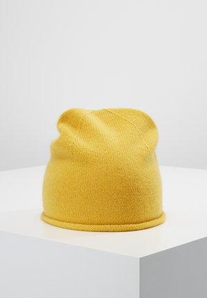 CASHMERE - Mütze - mustard