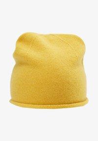 KIOMI - CASHMERE - Czapka - mustard - 3