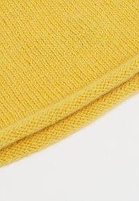 KIOMI - CASHMERE - Czapka - mustard - 4