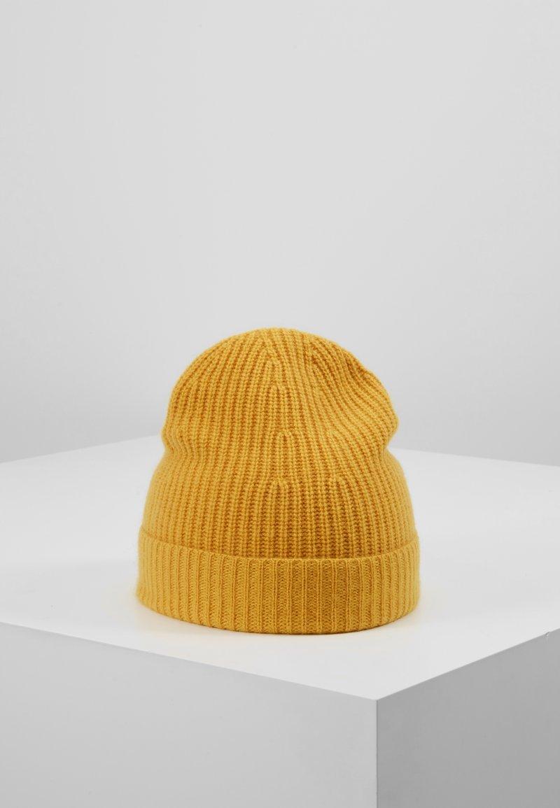 KIOMI - CASHMERE - Mütze - mustard