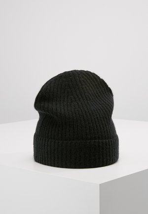 CASHMERE - Bonnet - black