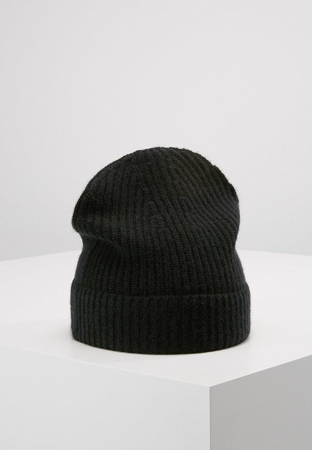 CASHMERE - Bonnet - black