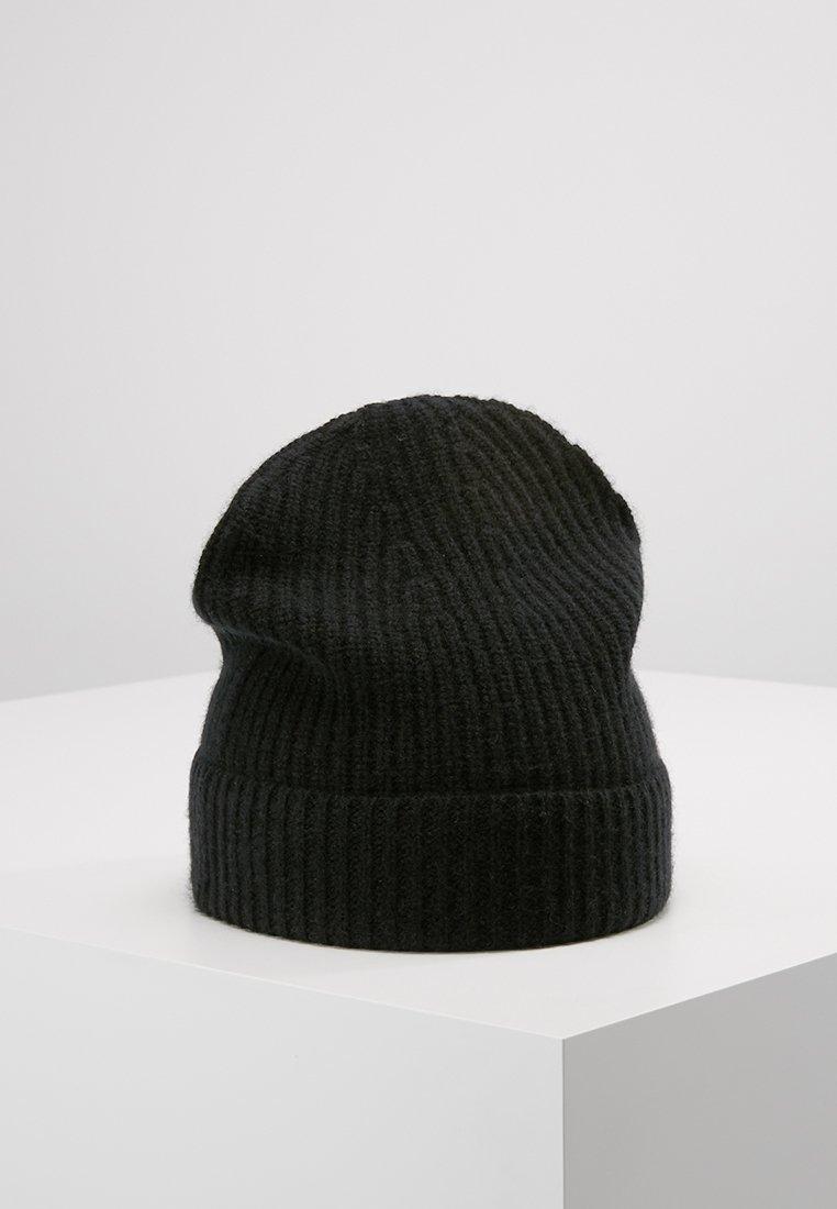 KIOMI - CASHMERE - Bonnet - black