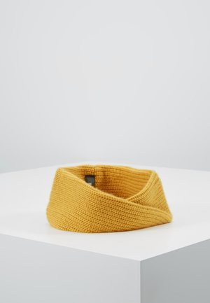 CASHMERE - Ear warmers - dark yellow