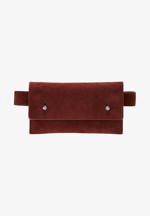Waist belt - bordeaux