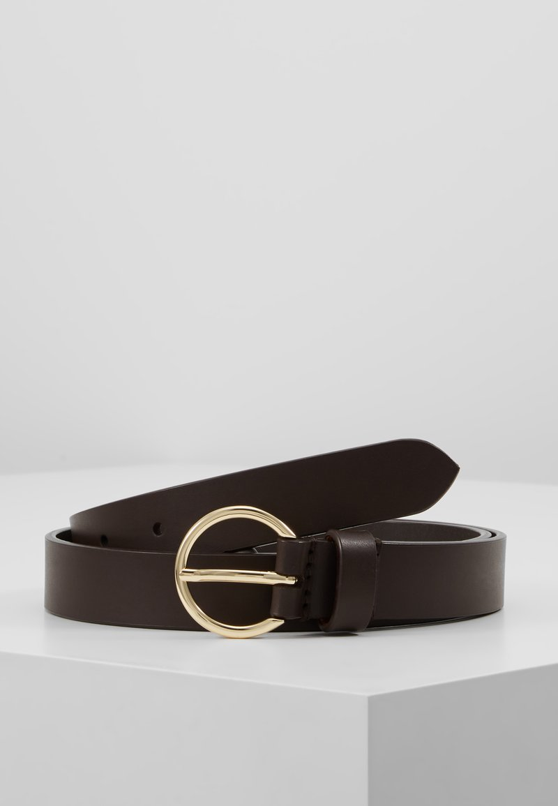 KIOMI - LEATHER - Riem - dark brown